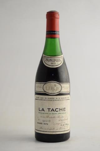 La Tâche 1973, Domaine de la Romanée-Conti (1)