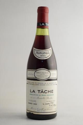 La Tâche 1983, Domaine de la Romanée-Conti  (1)