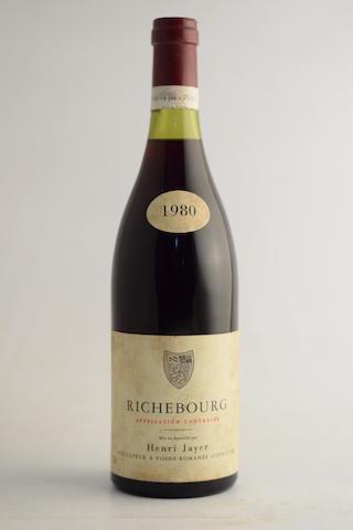 Richebourg 1980, Henri Jayer (1)