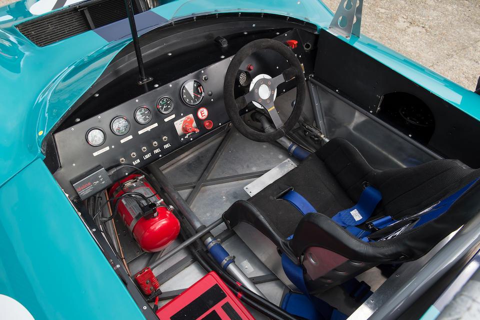 The ex-Tony Lanfranchi,1965 Attila-Chevrolet Mark 3 5.0-Litre Sports-racer  Chassis no. 302C
