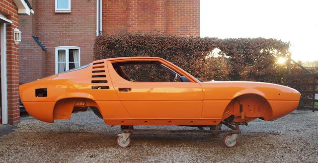 1974 Alfa Romeo  Montreal Coupé Project  Chassis no. 1440172