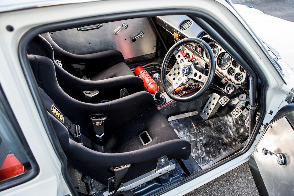1970 Ford Escort RS1600 Rally Car  Chassis no. BB49KS20013