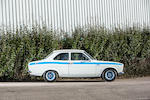 1970 Ford Escort RS1600 Rally Car  Chassis no. BB49KS20013