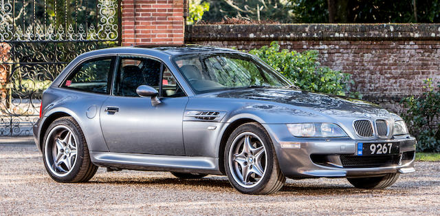 2002 BMW Z3M Coupé  Chassis no. WBSCN92070LC69221