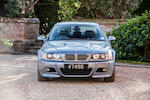 2004 BMW M3 (E46) Coupé  Chassis no. WBSBL92020JR09412
