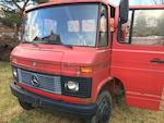 1982 Mercedes-Benz  608 D Vehicle Transporter   Chassis no. 4461