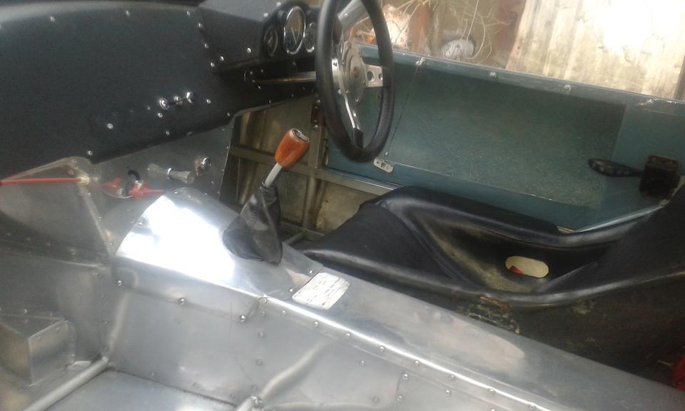 1964 Cannon  GT Coupé  Chassis no. MCGT1