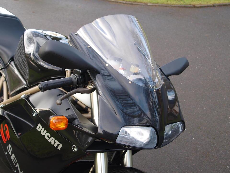 1998 Ducati 916 Senna III Frame no. DMS916S1-013185 Engine no. 013665