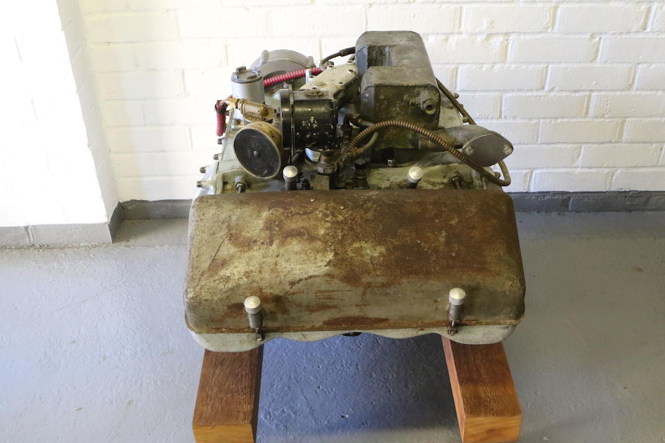 Rare Air Sea Rescue Vincent Two-stroke 1942 Lifeboat engine,