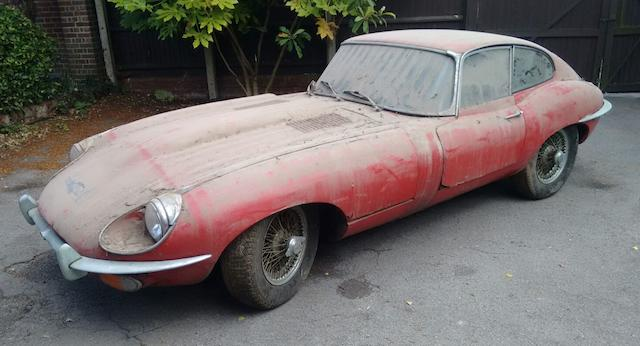 1970 Jaguar E-Type 'Series 2' Coupé Project  Chassis no. 1R 20665