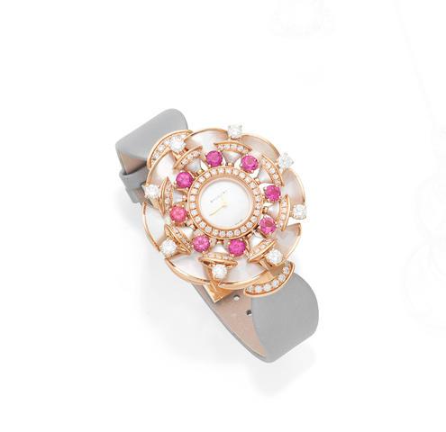 A 'Divas' Dream' wristwatch, by Bulgari