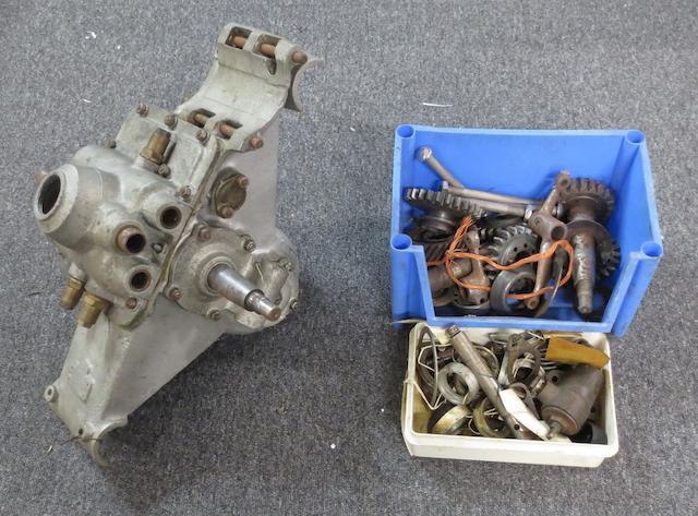 A Lancia Lambda gearbox,   ((Qty))