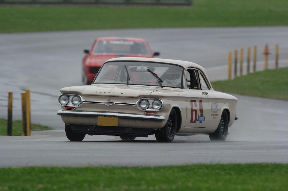 1964 Chevrolet Corvair 500 Competition Car  Chassis no. 40527W212213