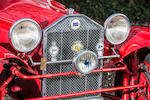 1928  Lancia  Lambda 8th Series 2½-Litre Tourer  Chassis no. 9343 (see text)