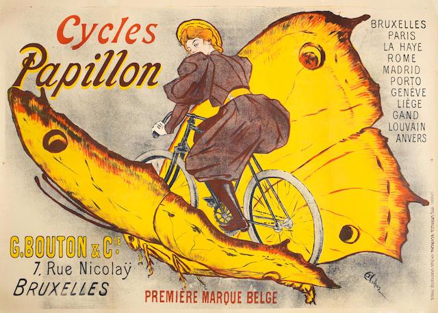 ARTHUS, J. CYCLES PAPILLON
