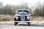 From the collection of the late Brinley 'Brin' Edwards. Proceeds to the RSPCA.,1954 Lancia  Appia Saloon  Chassis no. C.10 8004