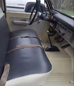 1968 Ford Bronco 4x4 Pickup Truck  Chassis no. U15NLC80193