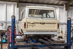 1968 Ford Bronco 4x4 Pickup Truck  Chassis no. U15NLC80193