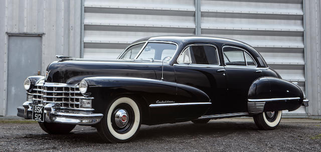 1947 Cadillac Series 62 Sedan  Chassis no. 6424519