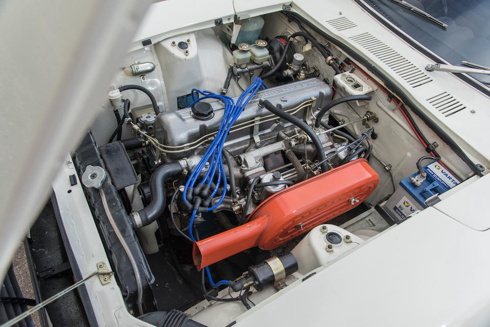1972 Datsun 240 Z  Chassis no. HS30013736