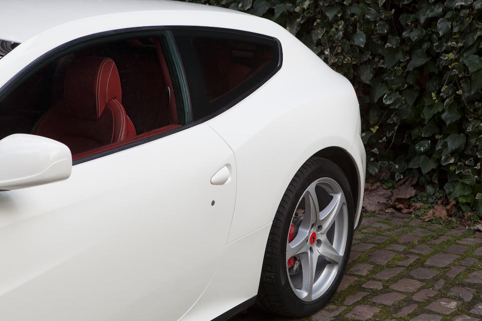 2012 Ferrari FF Coupé  Chassis no. to be advised