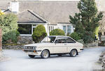 1980 Ford Escort RS2000 Custom Sports Saloon  Chassis no. GCHTAB032130