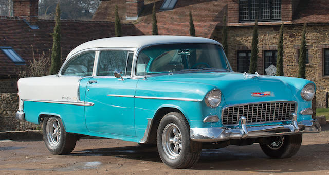 1955 Chevrolet Bel Air Coupé  Chassis no. to be advised