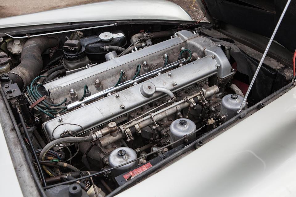 1967 Aston Martin DB6 Sports Saloon  Chassis no. DB6/3073/R