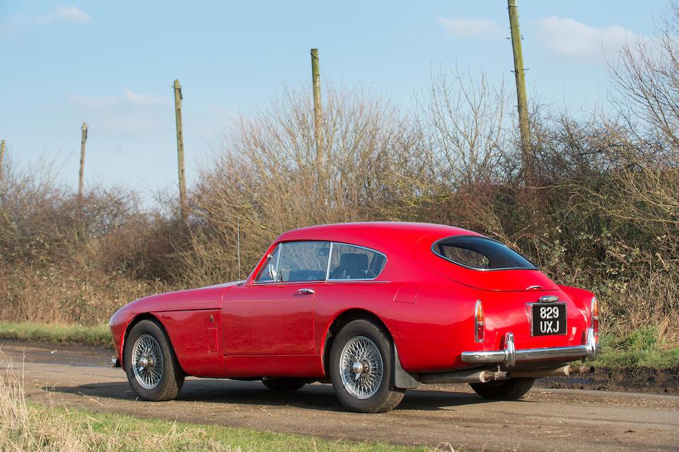1959 Aston Martin DB Mark III Sports Saloon  Chassis no. AM300/3/1798