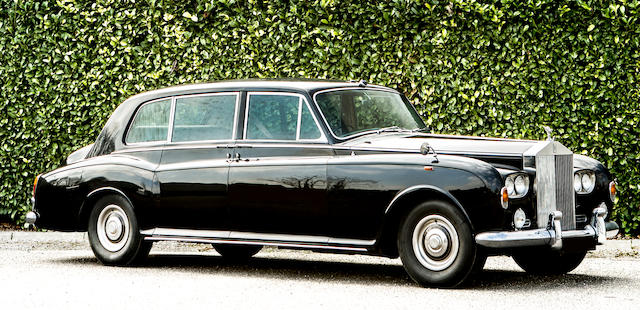 First owned by HRH Princess Alexandra,1971 Rolls-Royce Phantom VI Limousine  Chassis no. PRH4662