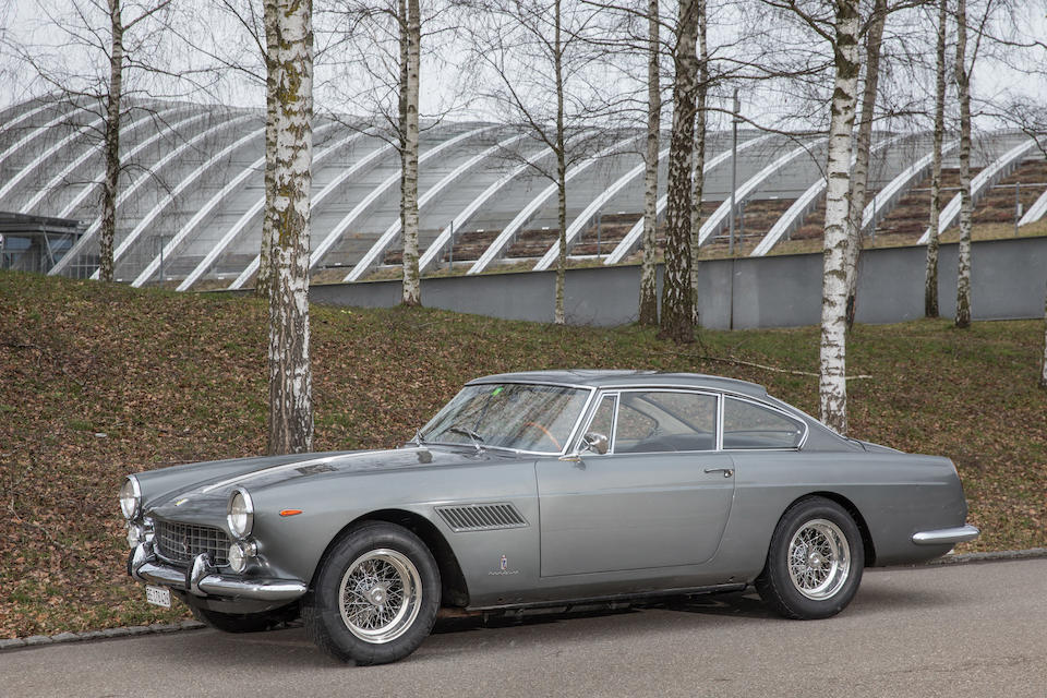 1963 Ferrari 250GTE 2+2 Coupé  Chassis no. 4787