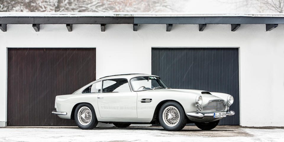 1959 Aston Martin DB4 Series 1 Sports Saloon  Chassis no. DB4/126/R