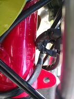 1971 Moto Guzzi 748cc V7 Sport 'Telaio Rosso' Frame no. VK11185 Engine no. VK30140
