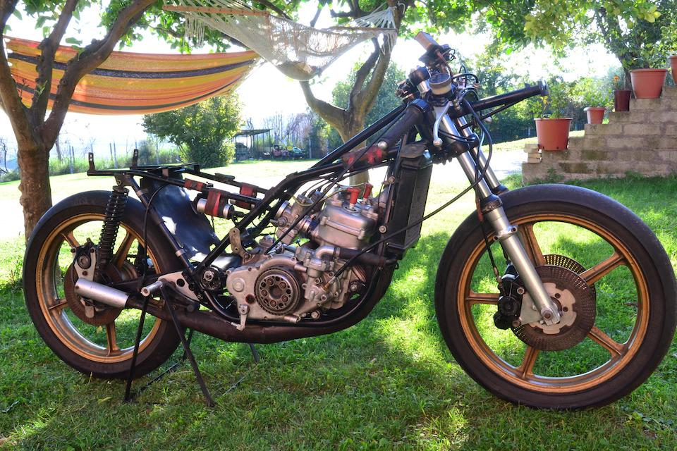 c.1974 AMF Harley-Davidson 250cc Grand Prix Racing Motorcycle Frame no. 250/2C/2T/10063 Engine no. 250/2C/2T/10063