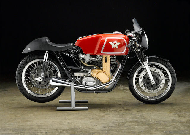 The ex-Steve Jolly,1962 Matchless 498cc G50 Racing Motorcycle Frame no. 1857