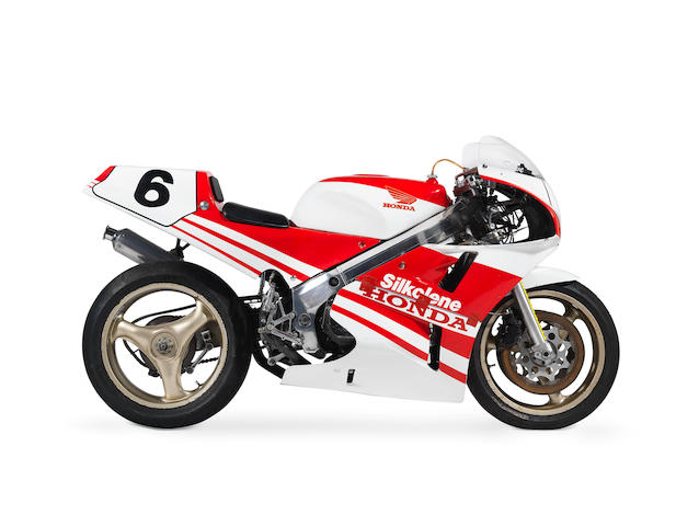 The ex-Honda Britain, Brian Morrison, Steve Hislop, 1989 Honda VFR750R Type RC30 Racing Motorcycle Frame no. RC30-2000114 Engine no. RC30E-2100108