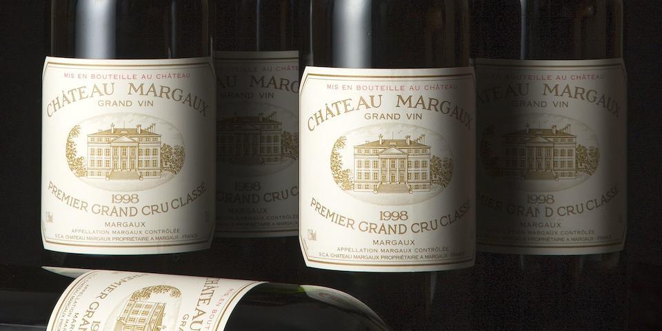 Château Margaux 1998, Margaux 1er Grand Cru Classé (6)