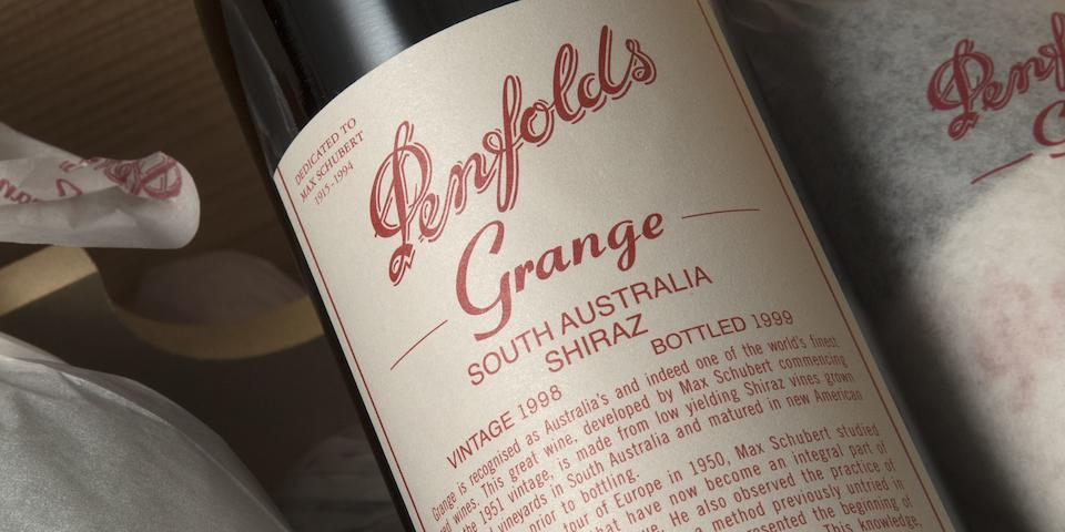 Penfolds Grange 1998, South Australia (6)