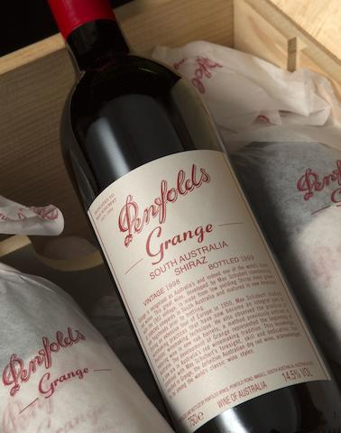 Penfolds Grange 1998, South Australia (6)