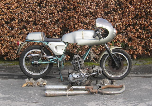 1974 Ducati 750SS Project Frame no. DM750SS*075256* Engine no. 075100 DM750.1
