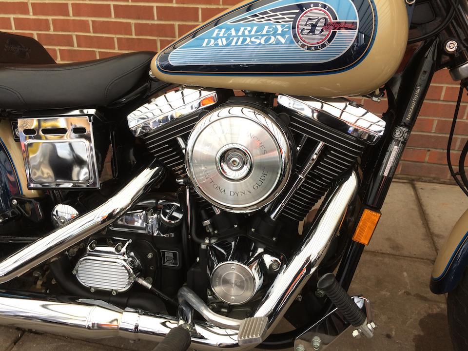 Bonhams : From Warr's Harley-Davidson, 1992 Harley-Davidson 1,340cc