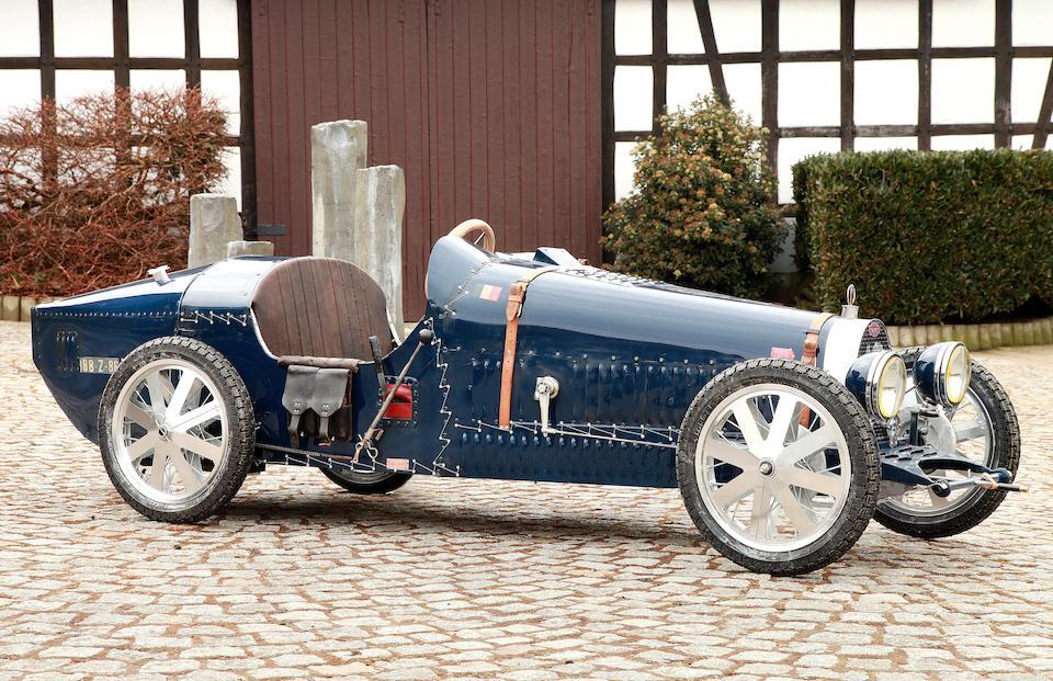 2018 Bugatti  Type 35 Child's Car