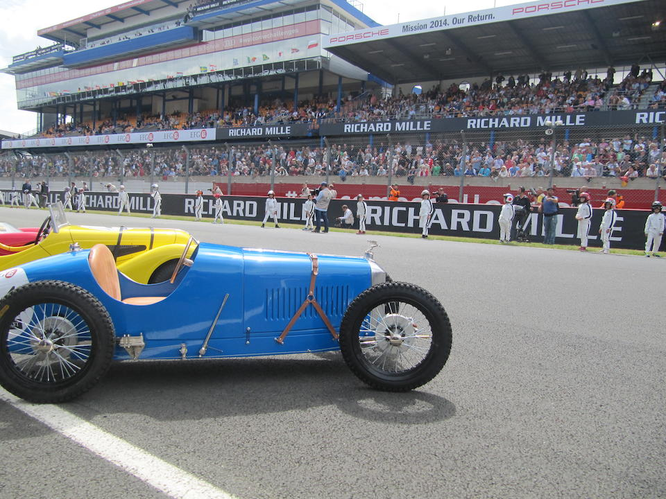 2016 Amilcar C6 Child's Car  Chassis no. 16