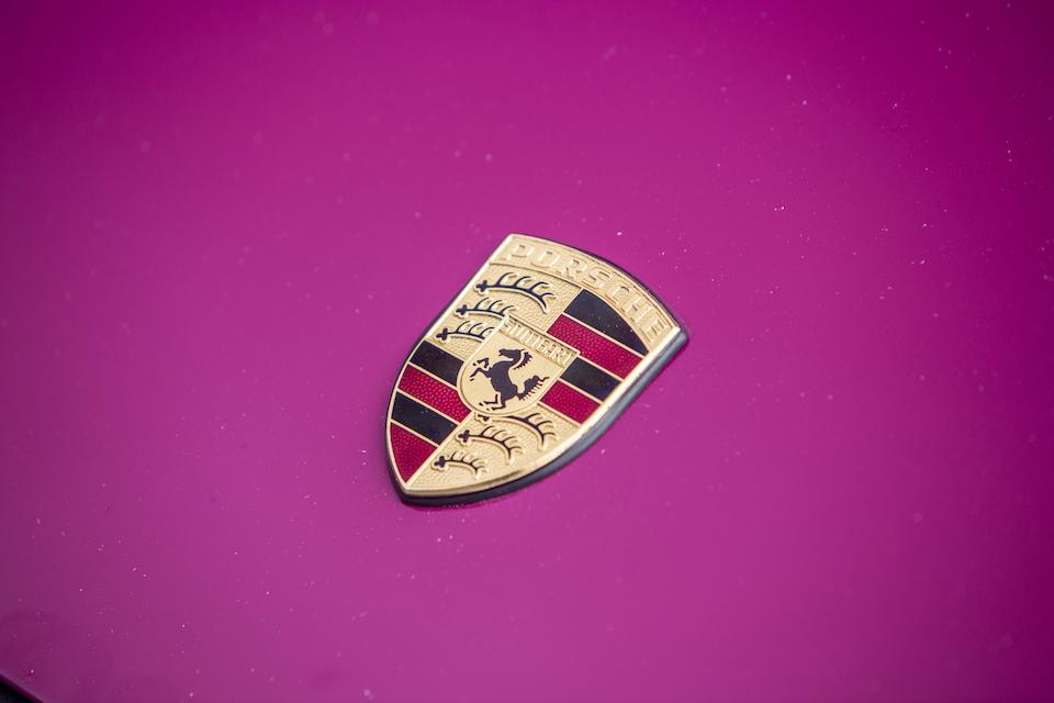 1992 Porsche 964 Carrera RS Coupé  Chassis no. WP0ZZZ96ZNS490994