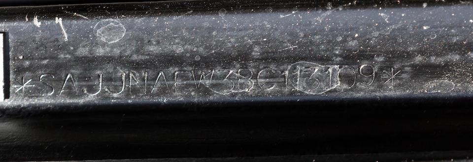 1984 Jaguar XJ-S V12 Lynx Eventer  Chassis no. SAJJNAEW3BC113109