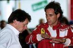 The Ex-Michele Alboreto ,1987 Ferrari  F1/87 Formula 1 Racing Single-Seater  Chassis no. 100