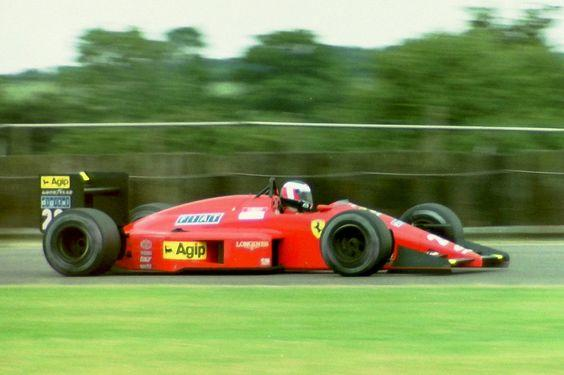 The Ex-Michele Alboreto ,1987 Ferrari  F1/87 Formula 1 Racing Single-Seater  Chassis no. 100