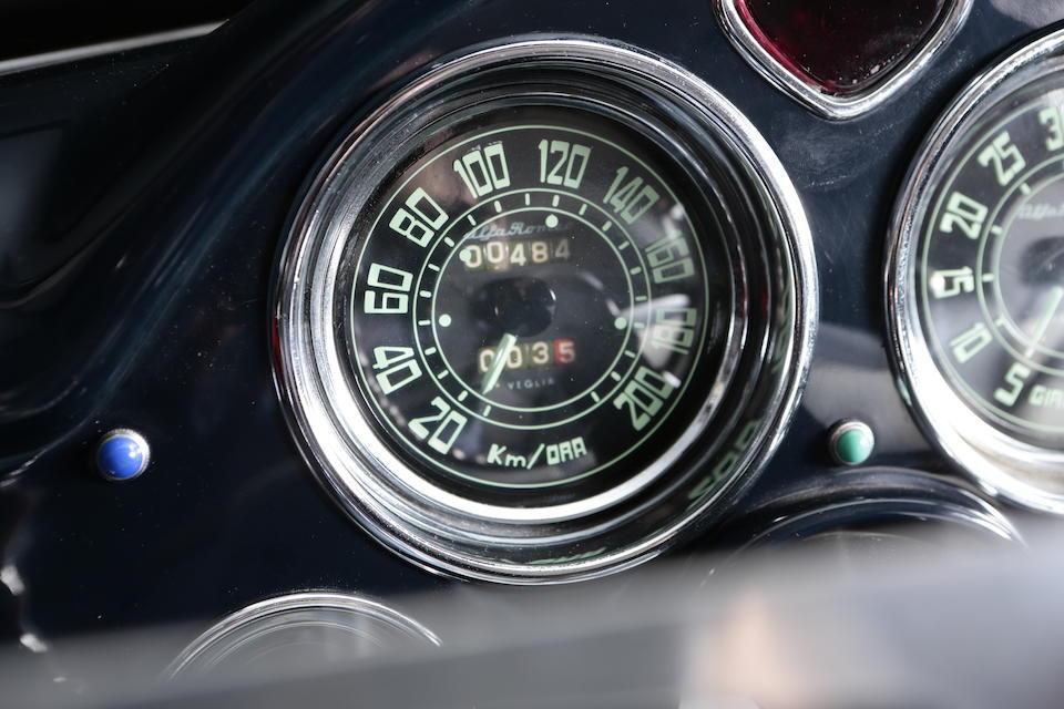 1953 Alfa Romeo 1900 Corto Gara Stradale Coupé  Chassis no. AR 1900C 01420