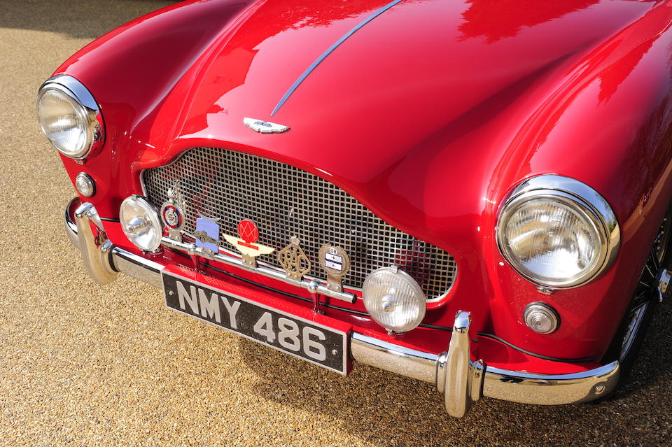 1958 Aston Martin DB MkIII Drophead Coupé  Chassis no. AM300/3/1759