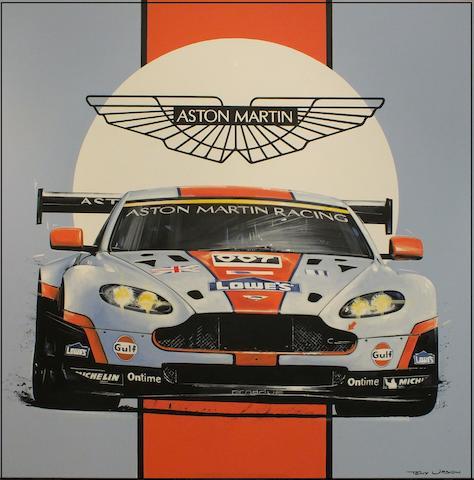 Tony Upson, 'Aston Martin Racing Vantage GTE',